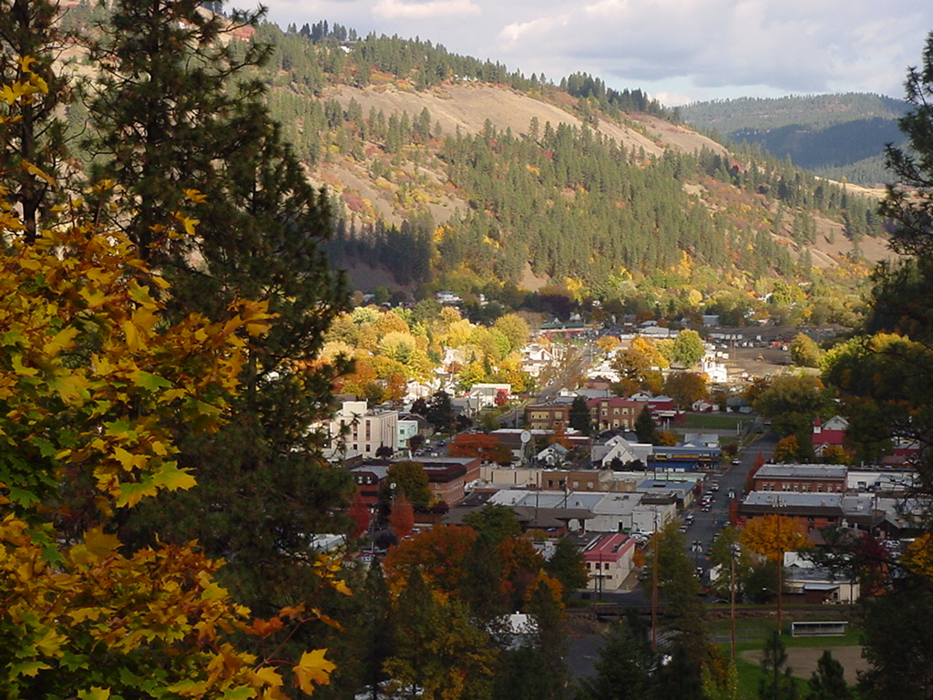 Orofino Community Clearwater Memorial Public Library Project